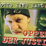 Cover : OPFER DER JUSTIZ