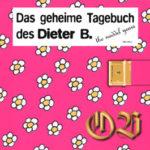 Cover : DAS GEHEIME TAGEBUCH DES DIETER B.